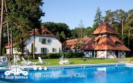 Abbázia Country Club Nemesnép  - téli pihenés csomag